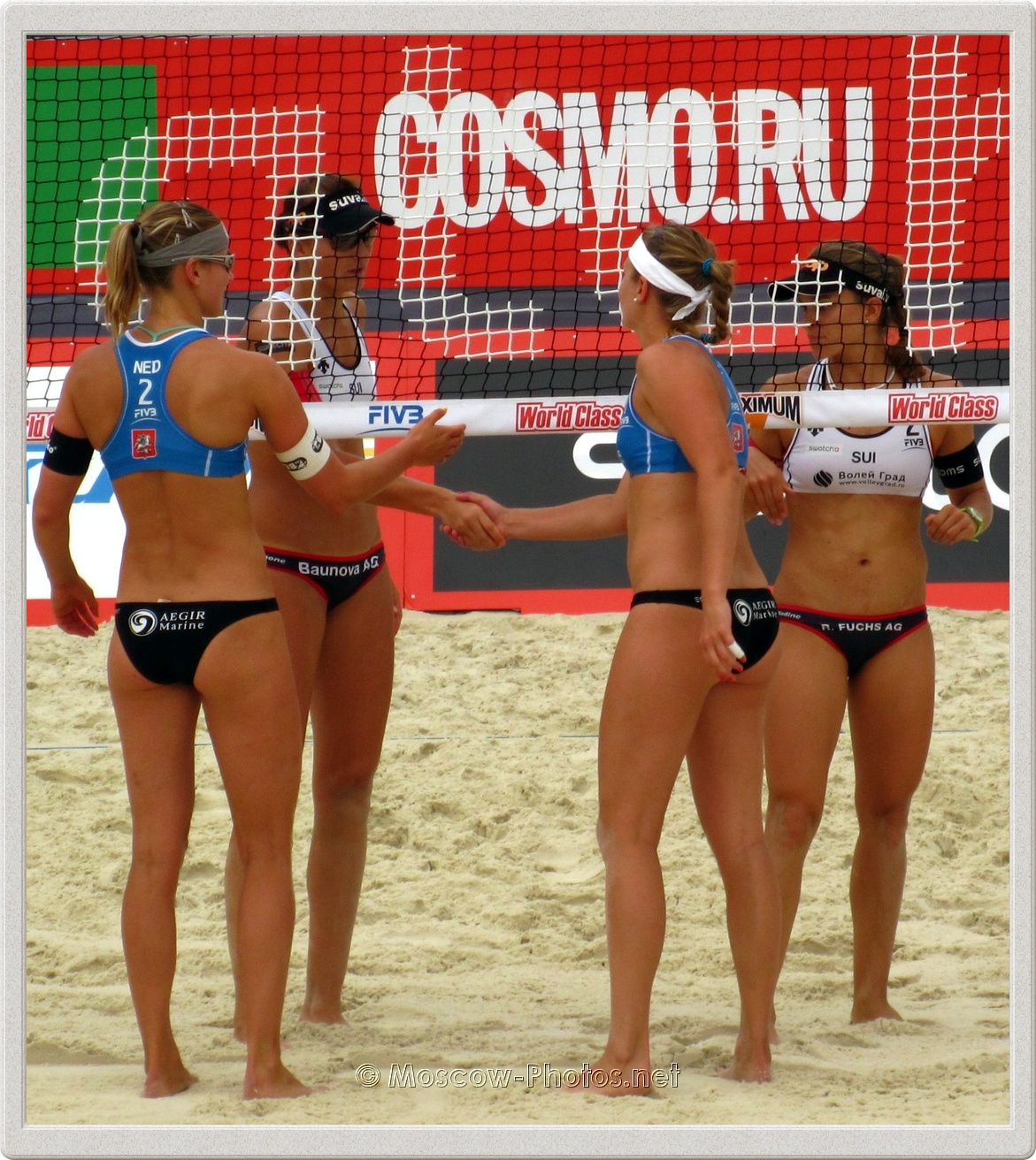 Beach Volleyball Grand Slam Moscow 2011