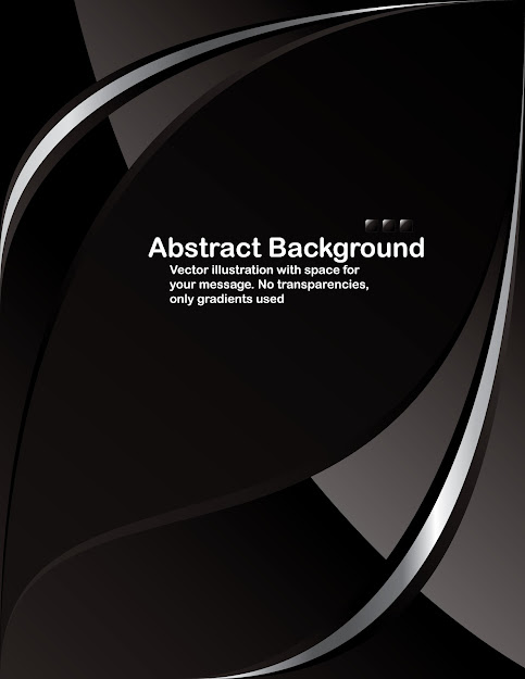 Free Vector Dynamic Lines Of Black Background Vector