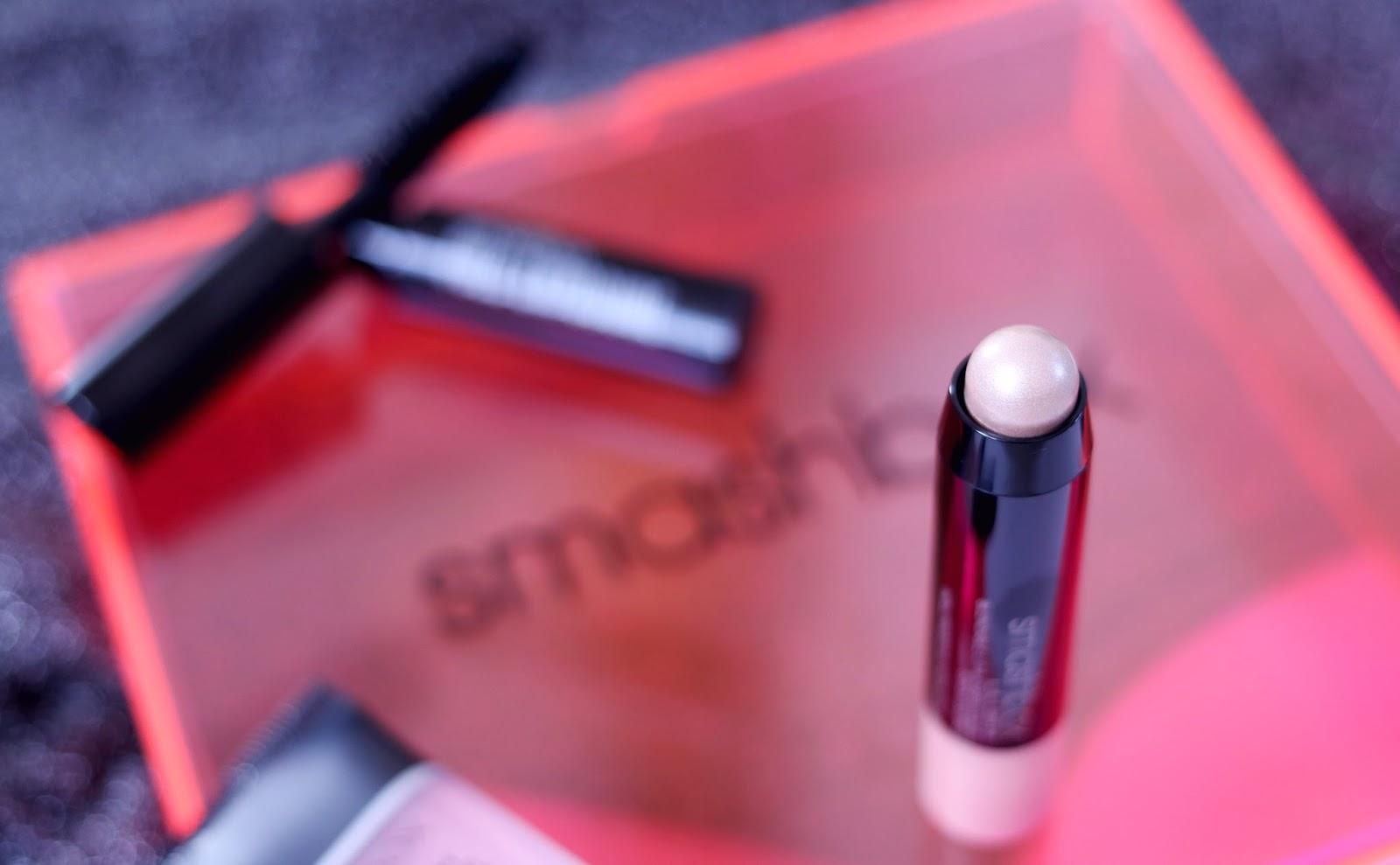 Smashbox Light It Up Face Eyes Lips Box