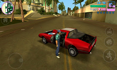 Grand Theft Auto: Vice City Game