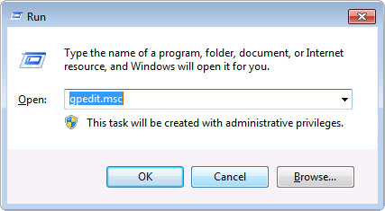 "Fix bug ""Check online for a solution later and close the program."" in Windows 7. 005"