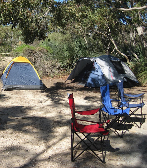 camping near adelaide?  Deep Creek is one of 5 places close to the city