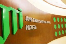 Lowongan Kerja PT. Japan Tobacco International Indonesia - 2019