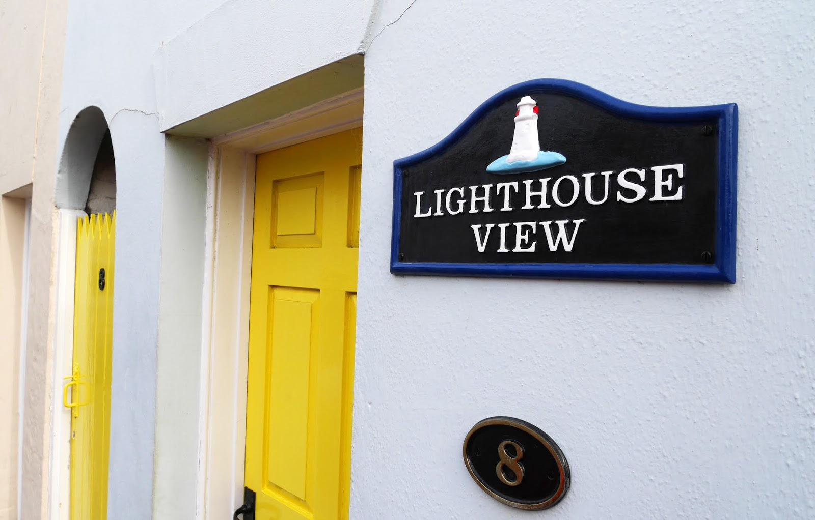 Lighthouse View house in Southwold, Suffolk