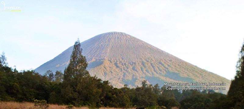 Mengenal 10 Gunung Tertinggi Di Jawa Timur Manusia Lembah