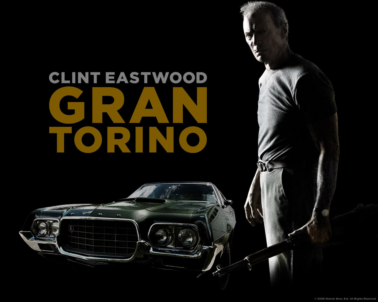 A review of the movie gran torino directed by clint eastwood