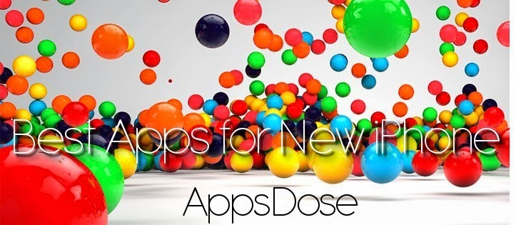 Best apps for new iPhone by AppsDose