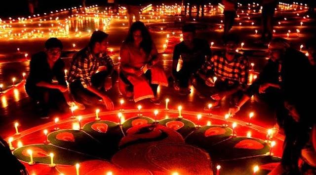 Goa Diwali Holidays.