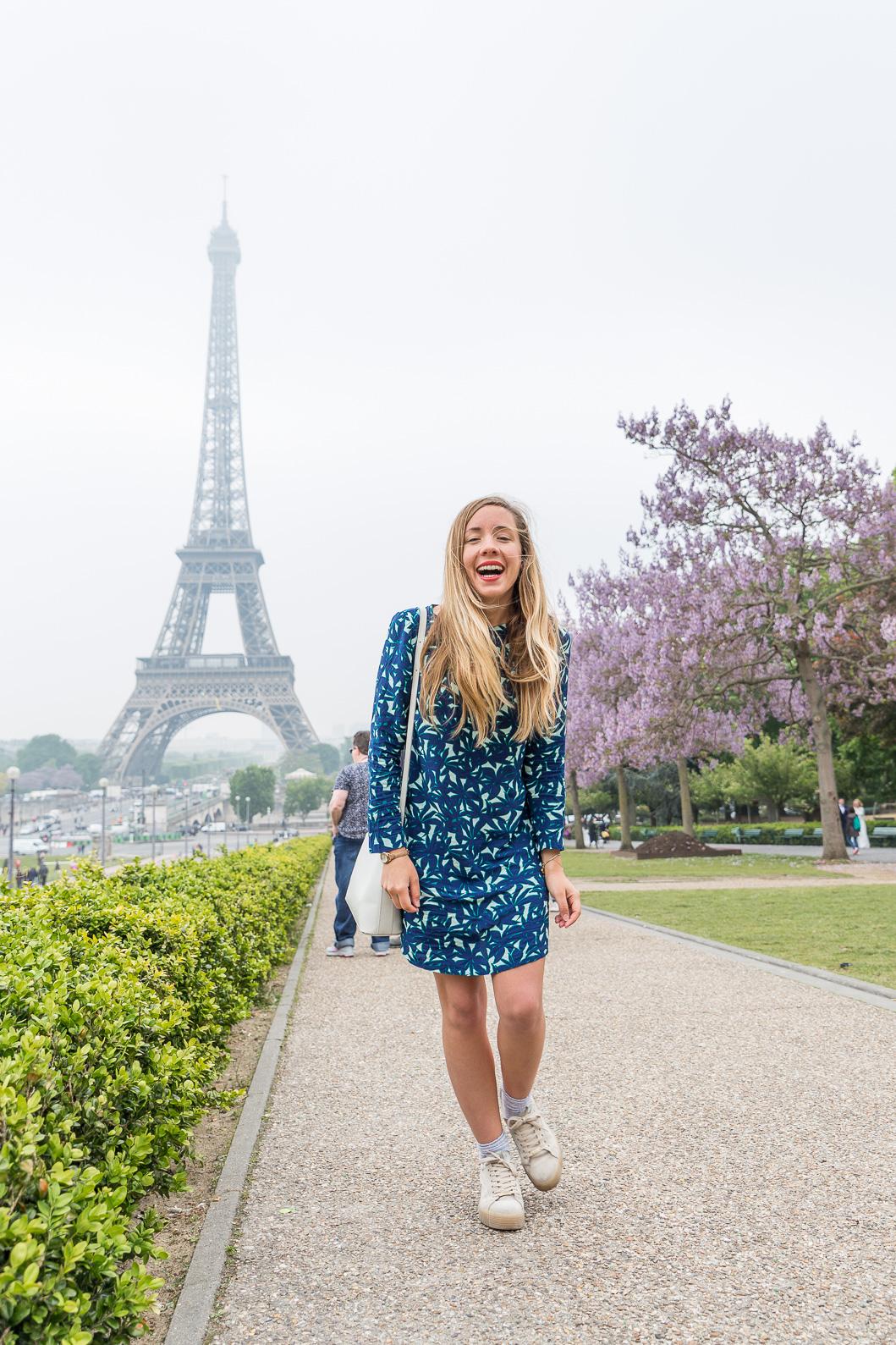 Blog mode Paris Tour Eiffel