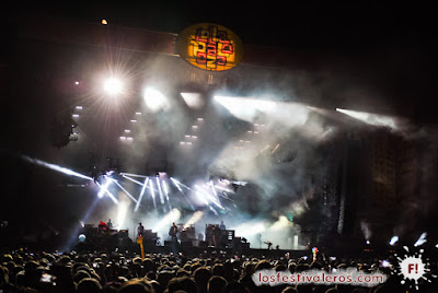Lollapalooza, Berlín, 2016, Festival, Música, Kings of Leon