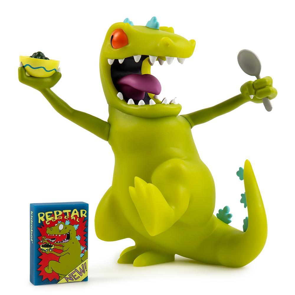 Nickelodeon Rugrats REPTAR Figure