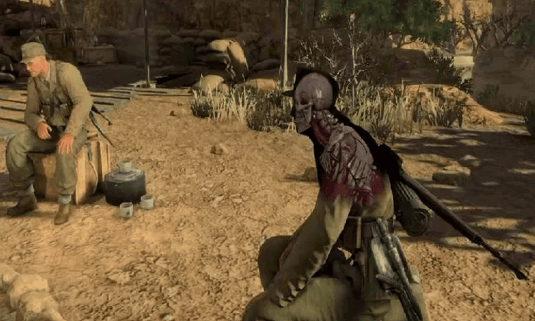 تحميل لعبة سنايبر sniper elite 3