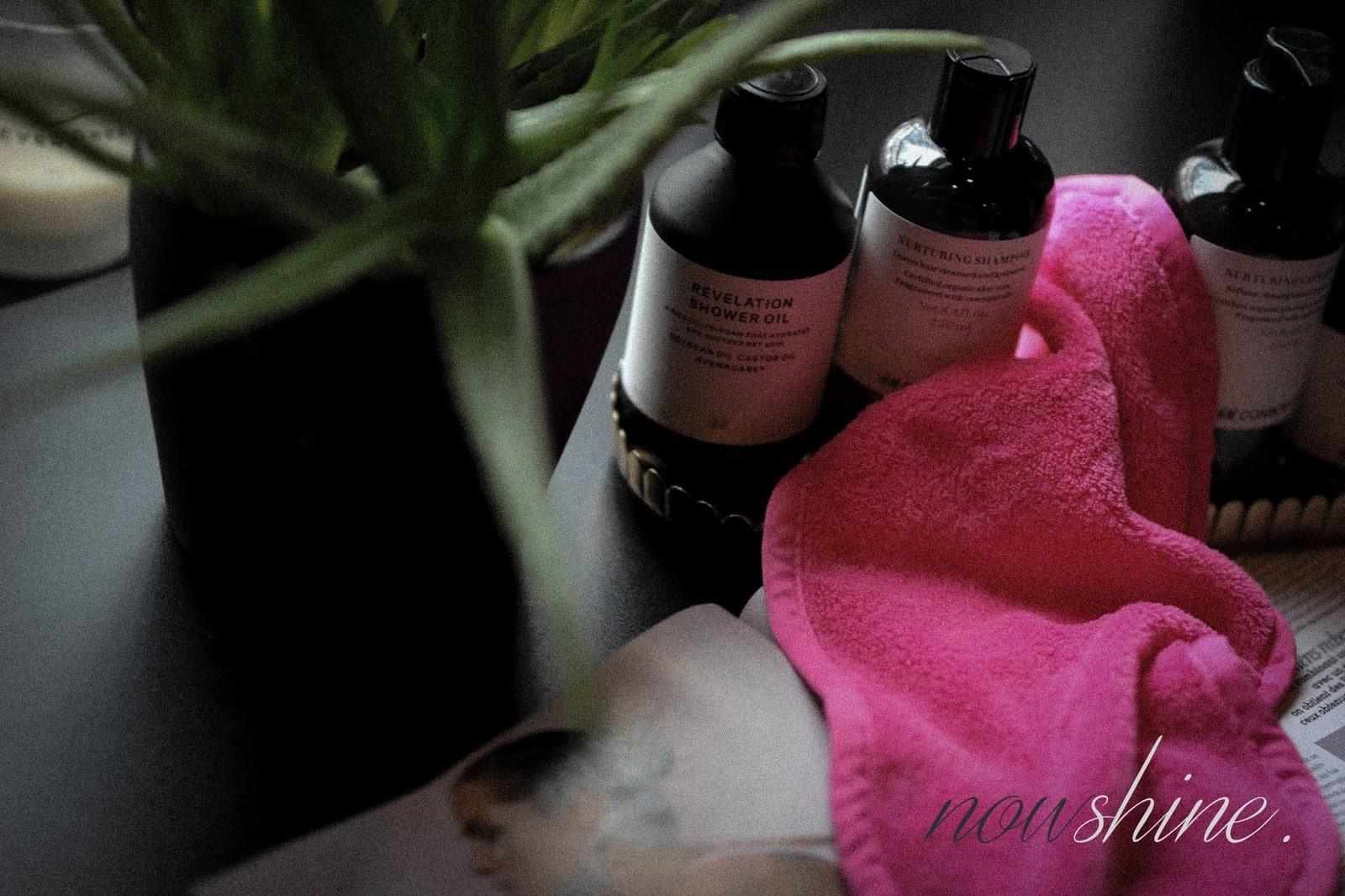 Nowshine Beautyblog für Frauen über 40/ Make-up Eraser Test