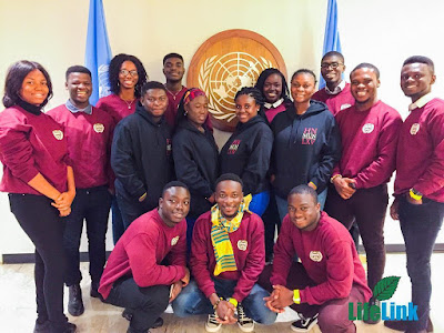 THE YCEO: A Journey to Great Heights: Ghanaian students excel at Harvard Model UN