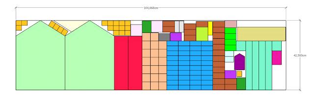 jak zrobić drewniany kalendarz adwentowy - wymiary