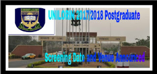 Image for UNILORIN school Gate