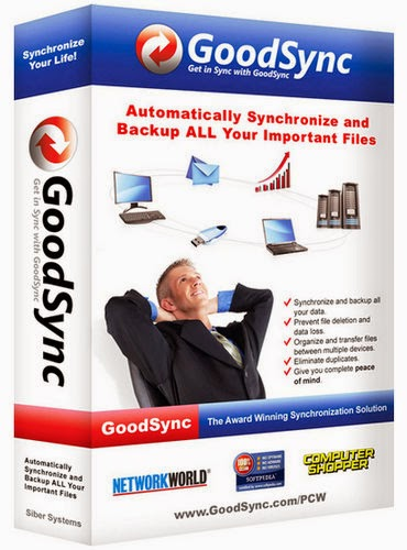 GoodSync Enterprise 9.9.18.5 + KeyGen