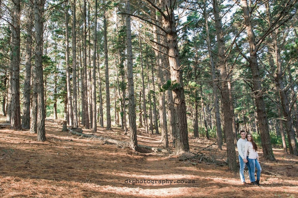 DK Photography 5 Preview ~ Clarissa & Dean's Engagement Shoot on Llandudno Beach & Suikerbossie Forest  Cape Town Wedding photographer