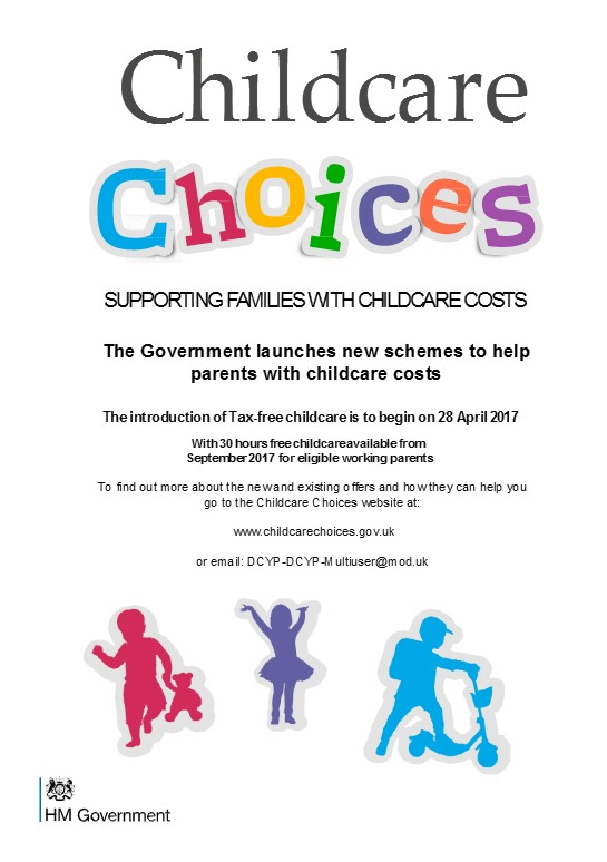 abingdon and bicester hive: childcare choices & tax free childcare