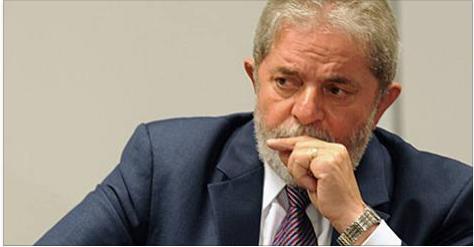 Lula é beneficiário de corrupção na Petrobras, diz MPF