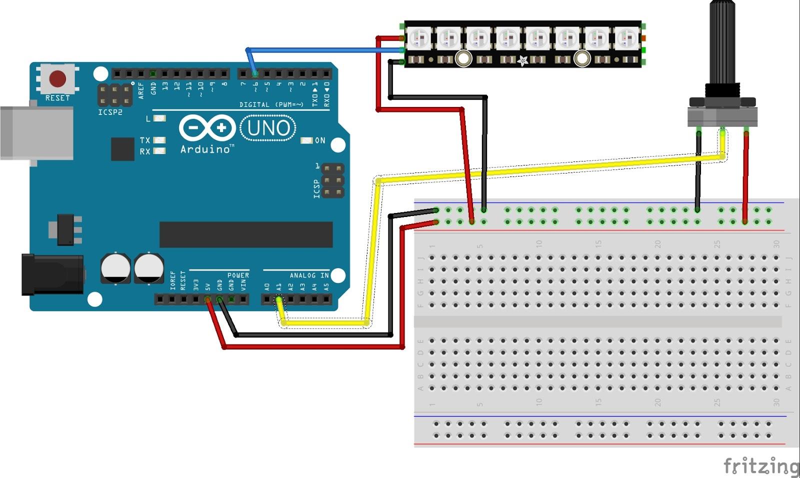 medium resolution of led potentiometer wiring diagram