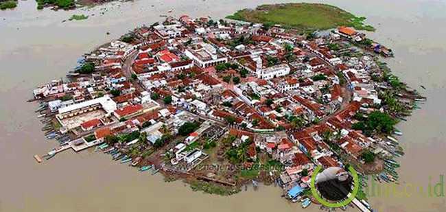 Mexcaltitan - Meksiko