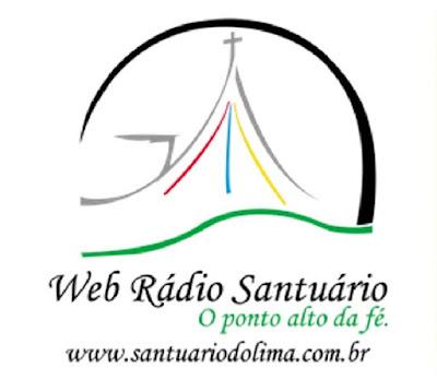 Sintonize a Web Rádio Santuário - O ponto alto da Fé.