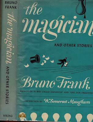 Somerset Maugham on Bruno Frank