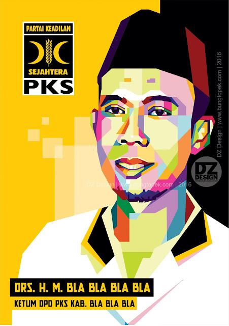 Ketua Umum DPD PKS Kab.Lumajang