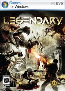 Legendary (PC) 2008
