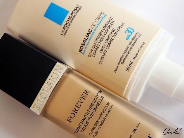 Dior Forever y Rosaliac CC Cream