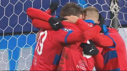 HIGHLIGHTS, Viktoria Plzen Roma 2-1: Kovaric, Under, Chory