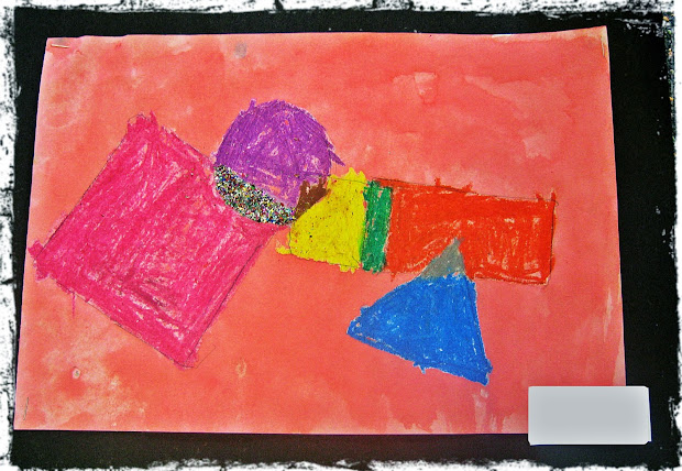 Start 5 Amazing Abstract Shape Art