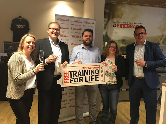 Winner of Free Training for Life 2019 Announced