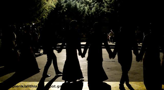 Χορεύοντας στο... σκοτάδι!