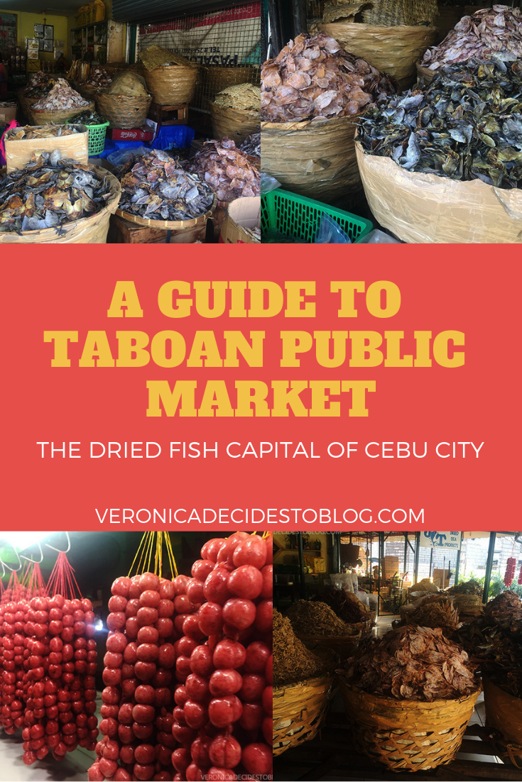 A Guide to Taboan Public Market - The Dried Fish Capital of Cebu