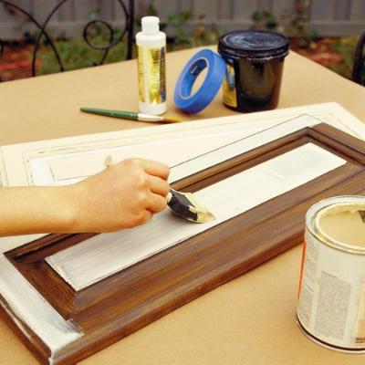 10 - Pitturare i mobili della cucina ...