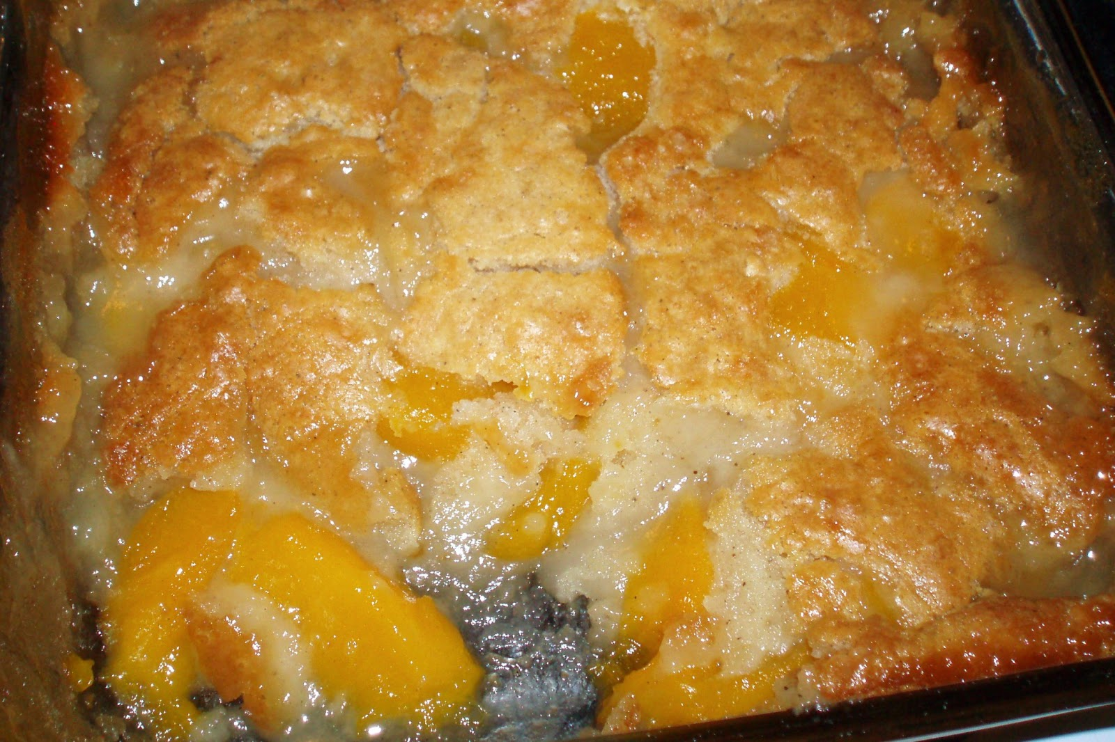 Farm Fresh Peach Cobbler Recipe Rural Mom
