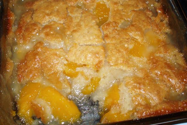 Farm Fresh Peach Cobbler Recipe Rural Mom