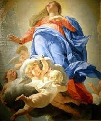 Asunción de la Madre de Dios