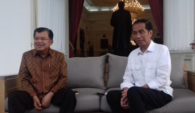 Presiden Jokowi Sebenarnya Ingin Balik ke Istana, Tapi...