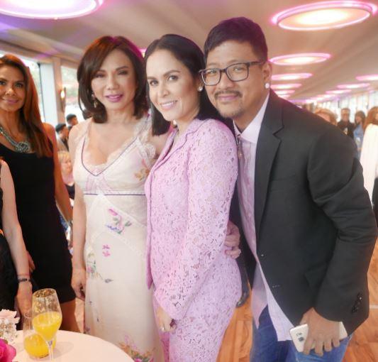 Gowns Nina Jinkee Pacquiao At Isabelle Daza Na Suot Nila Sa Kasal Ni Dr. Vicki Belo, Tumanggap Ng Panlalait Dahil Dito!