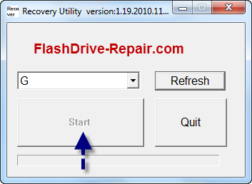 Netac OnlyDisk Recovery Utility