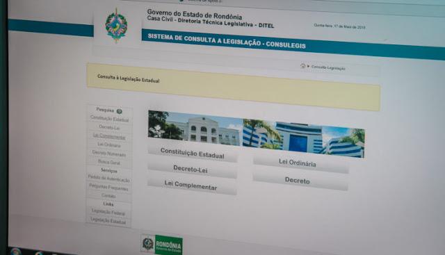 Salvo da ruína, arquivo de leis do Estado de Rondônia é fonte de pesquisa e registro da história