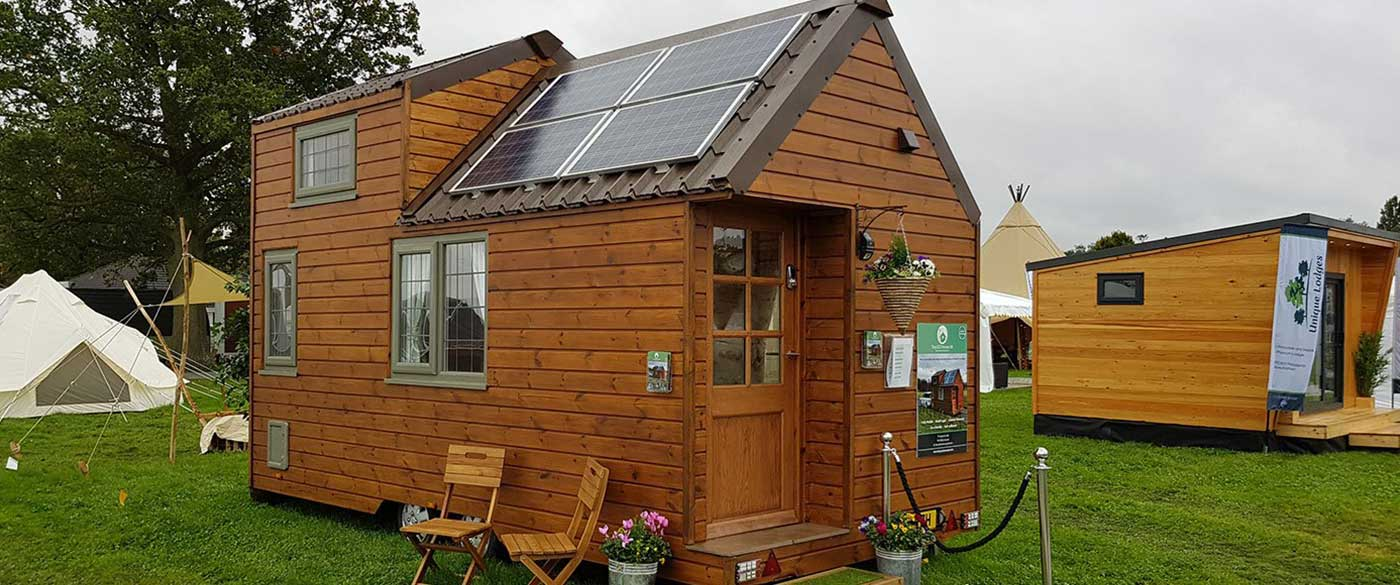 Tiny Eco Homes Uk Featured In The Sun