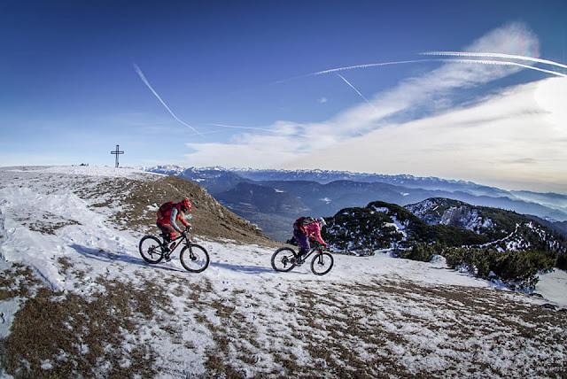 Gipfelkreuz Monte Roen Kaltern