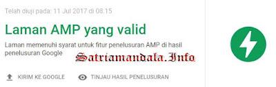 Valid AMP