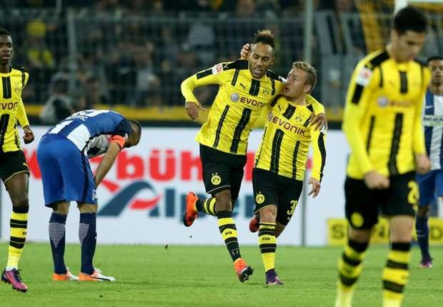 Prediksi Borussia Dortmund vs Hertha Berlin
