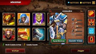 Legendary Heroes Mod APK v2.3.61