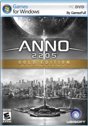 Anno 2205 Gold Edition Full | Español ISO | MEGA |
